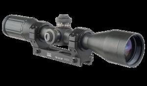 Optic Mount 34/30 mm QR