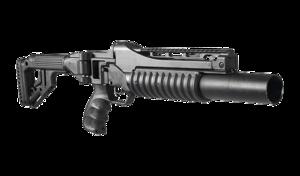 Independent Grenade Launcher Frame