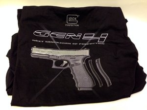 T-shirt GLOCK Gen4 Men BLK