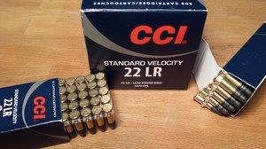 CCI .22 Lr STANDARD, 50 ptr