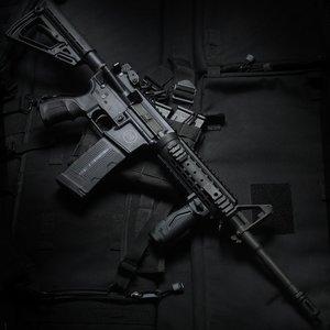 IMI MTR, A sort of a Blue Gun
