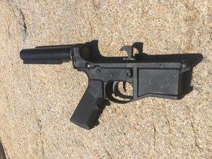 AR15 Polymer Lower