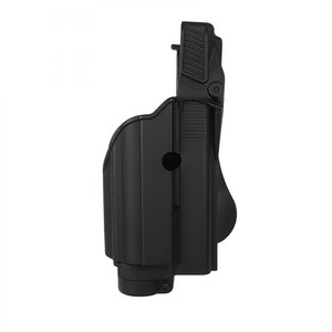 IMI Glock with Light Holster