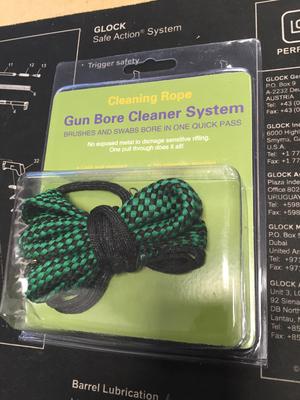Gun Bore Cleaner Rope