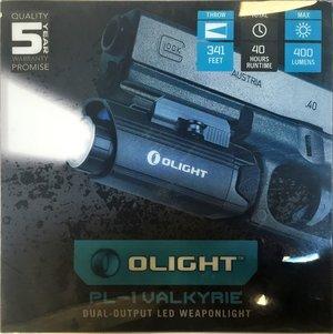 OLIGHT PL-1 Vapenlampa