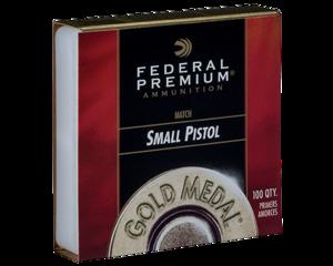 FEDERAL #100 Small Pistol Gold Medal Primer