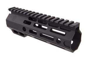 Quarter Circle 10 AR-15 MLOK Handguard - 6.5