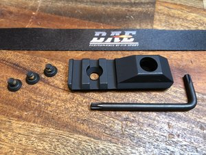 LWRC I QD 2 Rail Section Sling Mount with QD Adapter