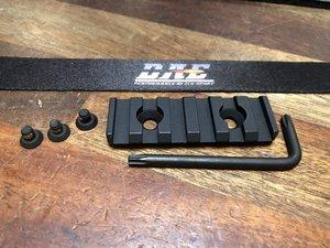 LWRC 2 Hole Rail Picatinny REPR Kit