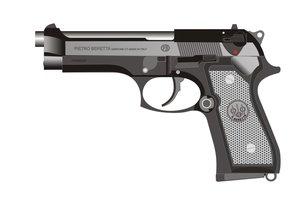 Beretta 92 / 96 Pistol Service Pak  Type 2