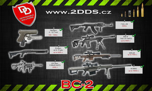Kulfälla Bullet Crusher BC-2 12,7 BMG