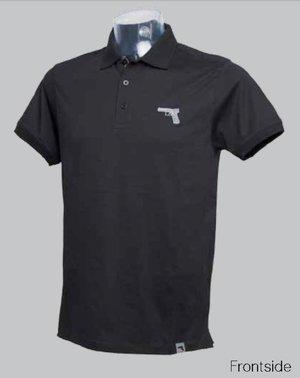 Polo Shirt GLOCK Short Sleeve Men BLK