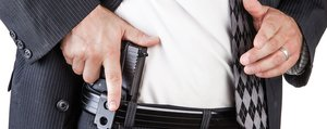 CAA AHS Ambidextrous Inner & Outer Holster Glock