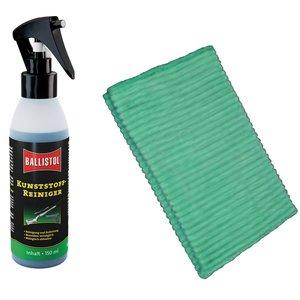Ballistol Plastic Cleaner,SET, 150ml