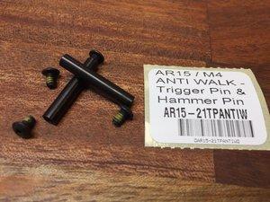 Anti-walk PIN AR-15, 2 st
