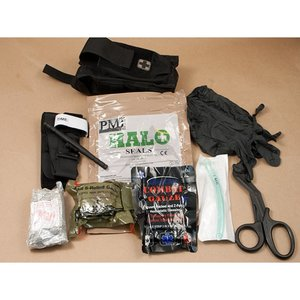 D.A.R.K. Complete Kit BLACK