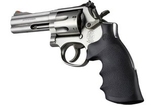 Hogue Monogrip Kolv S&W Revolver