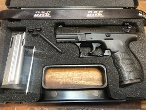 Walther P22Q  .22 Lr