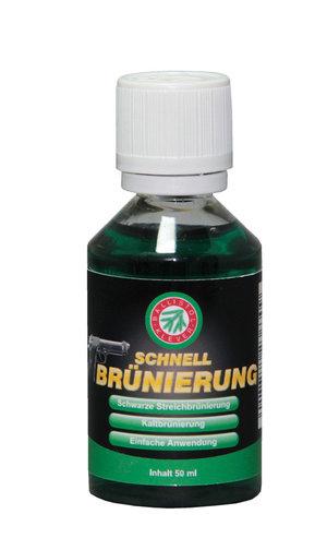 BALLISTOL KLEVER Quick-Browning, 50 ml