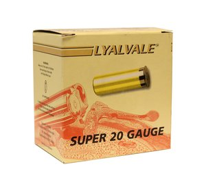 Lylevale STEEL TWENTY Supreme Comp Kal 20, 24 gram