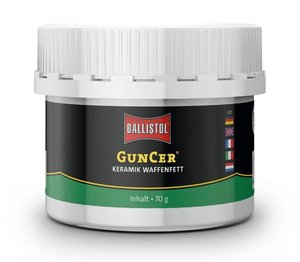 GunCer Vapenfett 70 g