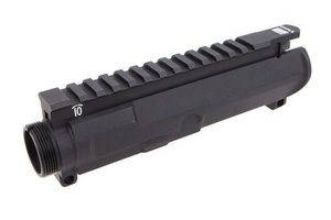 Quarter Circle 10 AR9 Rear Chargeing Upper Receiver