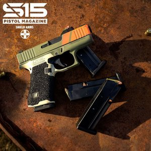 Shield Arms S15 - Glock® 43X/48 15 Round Mag