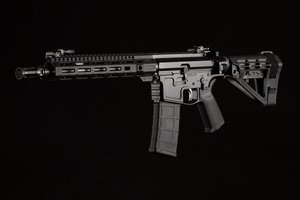 Shield Arms SA-9 Stripped Lower/Upper Combo