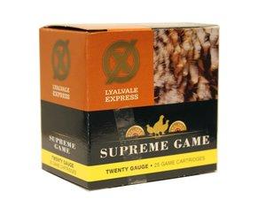 Lylevale Twenty Supreme Game 28 gram, Kal 20, 5:or