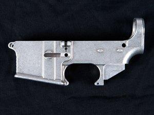 Milsport Arms AR-15 80% Lower Receiver