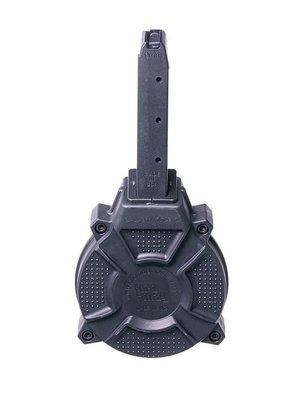 ProMag Glock 17 9x19 Drum Mag 50rd