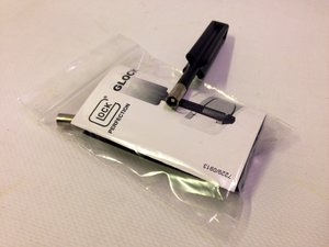 Glock Front Sight Mounting Tool