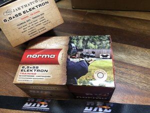 NORMA JAKTMATCH / ELEKTRON AMMUNITION