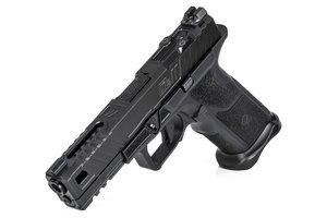 OZ9 Pistol, Standard, Black Slide, Black Barrel