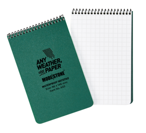 Waterproof Notepad