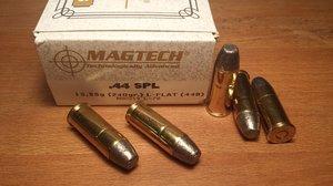 Magtech 44B, .44 SPECIAL, L-FLAT 50 ptr