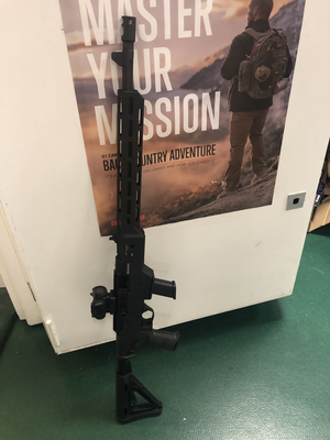 Infitech Ruger PC Carbine chassi