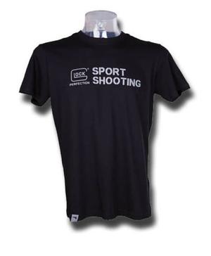 T-Shirt GLOCK, Sport Shooting Logo, Men