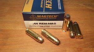Magtech 44A .44M SJSP FLAT 50 ptr