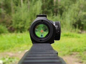 Infitech Ruger PC Carbine Aimpoint Micro fäste