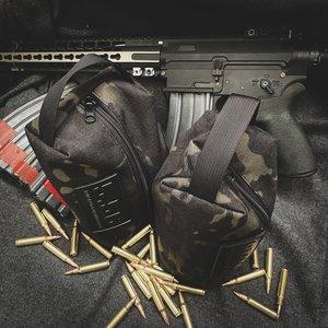 Ammoväska 500 ptr 9x19
