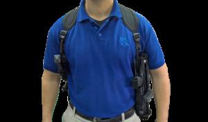 KPOS Shoulder & Thigh Holster