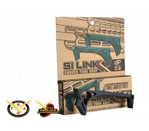 Strike lndustries LINK Curved ForeGrip - RED