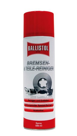 Brake and Metal parts Cleaner Spray 500ml