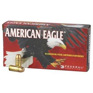 TILLFÄLLIGT PARTI, American Eagle 32 ACP 71 Grain FMJ, 50 ptr