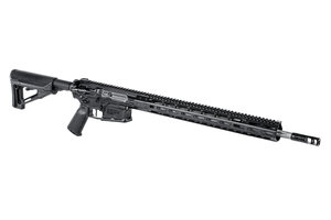 "ZEV Small Frame Rifle, 6.5 Creedmoor, 20"" Barrel, Black"