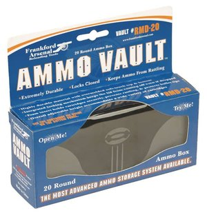 Frankford Arsenal patronask Ammo Vault