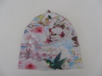 Fåglar/blommor