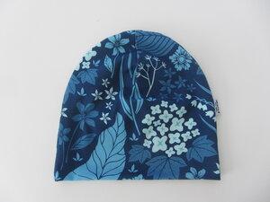 Blå löv
