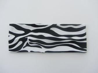 Zebra pannband